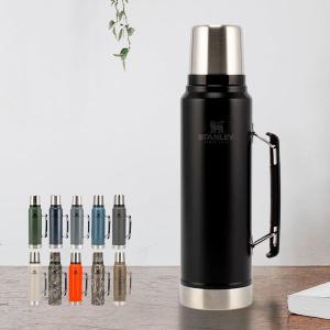 スタンレー Stanley 真空断熱ステンレスボトル Stanley Classic Vacuum Bottle 1L 水筒 ステンレス水筒|glv