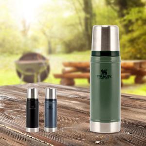 スタンレー Stanley 真空断熱ステンレスボトル Classic Vacuum Bottle 473ml 水筒 ステンレス水筒|glv