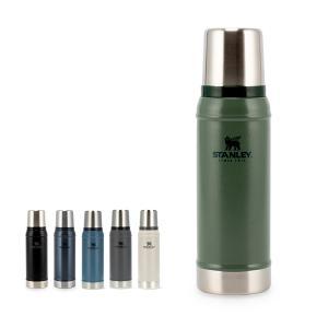 スタンレー Stanley 水筒 クラシック ボトル 0.75L 真空断熱 ステンレス Classic vacuum bottle 10-01612 ステンレスボトル 保温 保冷|glv