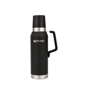 スタンレー Stanley 水筒 1.3L マスターシリーズ 真空ボトル マットブラック 10-02659 マスター ステンレス 真空 保温 保冷 アウトドア|glv