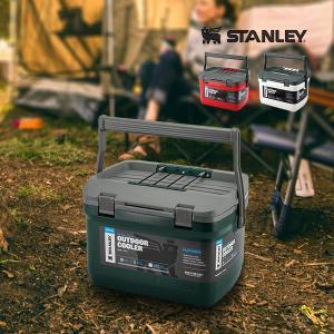 スタンレー Stanley クーラーボックス 15.1L 保冷 クーラー アウトドア Adventure 10-01623 ランチクーラー 保冷力 キャンプ レジャー|glv