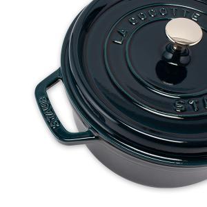 ストウブ Staub ピコ ココット ラウンド 24cm 両手鍋 ホーロー 鍋 Cocotte おしゃれ キッチン|glv|09