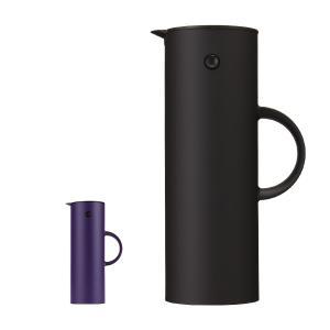 Stelton(ステルトン) デンマーク製 ロングセラー! バキュームジャグ クラシック ジャグ 1L ポット/保温器/魔法瓶 北欧|glv