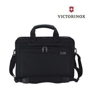 Victorinox ビクトリノックス Architecture 3.0 アーキテクチャ 3.0 Wainwright 15 ワインライト 15 ビジネスバッグ 鞄 カバン ブラック|glv