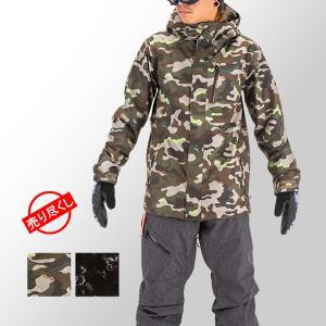 【5%還元】 ボルコム Volcom L GORE-TEX JKT Men's メンズ スノーウェア...