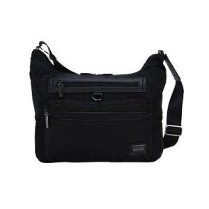 【お盆もあすつく】ゼロハリバートン ZERO HALLIBURTON メンズバッグ HOBO BAG ホーボーバッグ ショルダーバッグ 403-BK ブラック|glv