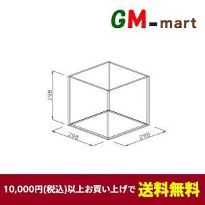 アクリル5面体300角(アクリル五面体 30Cm角)|gm-mart