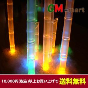 アクリル製 透ける竹 80Φ×1m|gm-mart
