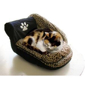 ペットベッド ペットのファーニチャー ペットのソファ 猫用 超小型犬用 60cm×35cm×35cm ...