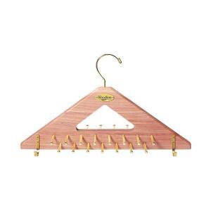 ウッドロア・タイ&ベルト・ハンガー   Woodlore Tie & Belt Hanger gmrooters