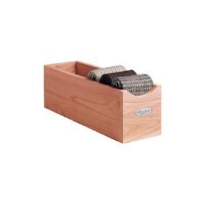ウッドロア・ソックスボックス   Woodlore Socks Box gmrooters
