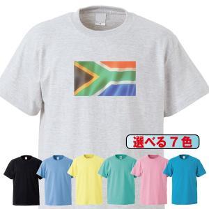 Tシャツ/国旗/アフリカ/7色/0026a|gmsfactory