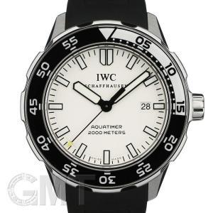 IWC インターナショナルウォッチカンパニー アクアタイマー IW356806 IWC AQUATIMER |gmt