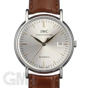 IWC インターナショナルウォッチカンパニー ポートフィノ IW356307 IWC PORTOFINO |gmt