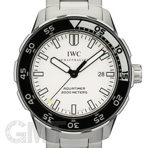 IWC インターナショナルウォッチカンパニー アクアタイマー オートマチック2000 IW356805 IWC AQUATIMER |gmt