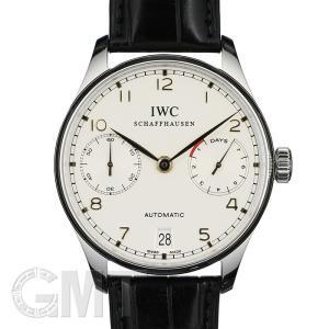 IWC ポルトギーゼ オートマティック 7DAYS IW500114 IWC 新品 メンズ  腕時計  送料無料  年中無休|gmt