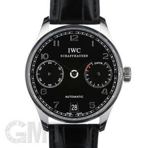 IWC ポルトギーゼ オートマティック 7DAYS IW500109 IWC 新品 メンズ  腕時計  送料無料  年中無休|gmt