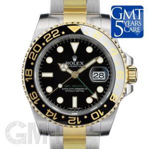 ロレックス GMTマスター II 116713LN ROLE...