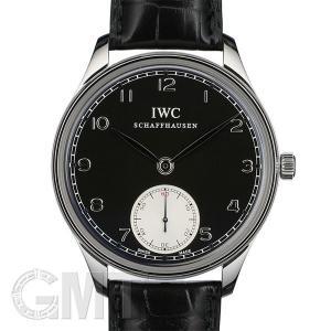 IWC ポルトギーゼ ハンドワインド IW545404 IWC 新品 メンズ  腕時計  送料無料  年中無休|gmt