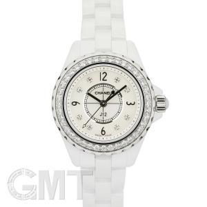 シャネル J12 29mm ホワイトMOP/8Pダイヤ H2572※ CHANEL 新品 レディース  腕時計  送料無料  年中無休 gmt