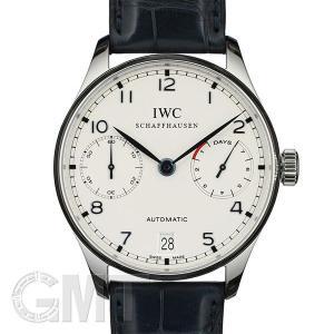 IWC ポルトギーゼ オートマティック 7DAYS IW500107 IWC 新品 メンズ  腕時計  送料無料  年中無休|gmt