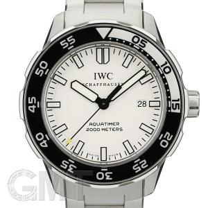 IWC アクアタイマー オートマティック 2000 IW356809 IWC 新品 メンズ  腕時計  送料無料  年中無休|gmt