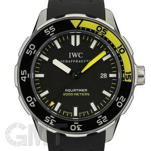 IWC アクアタイマー オートマティック 2000 IW356810 IWC 新品 メンズ  腕時計  送料無料  年中無休|gmt