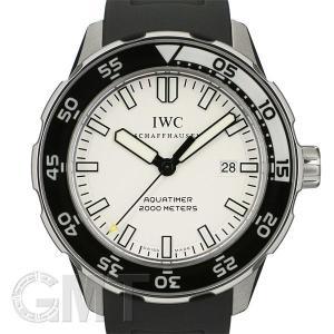 IWC アクアタイマー オートマティック 2000 IW356811 IWC 新品 メンズ  腕時計  送料無料  年中無休|gmt