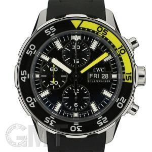 IWC アクアタイマー クロノグラフ IW376709 IWC 新品 メンズ  腕時計  送料無料  年中無休|gmt