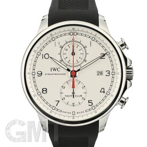 IWC ポルトギーゼ ヨットクラブ  IW390211 IWC 新品 メンズ  腕時計  送料無料  年中無休|gmt
