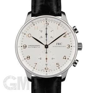 IWC ポルトギーゼ クロノグラフ オートマティック IW371445 IWC 新品 メンズ  腕時計  送料無料  年中無休|gmt
