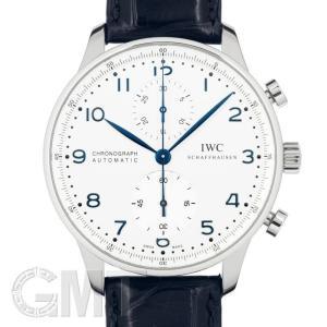 IWC ポルトギーゼ クロノグラフ オートマティック IW371446 IWC 新品 メンズ  腕時計  送料無料  年中無休|gmt