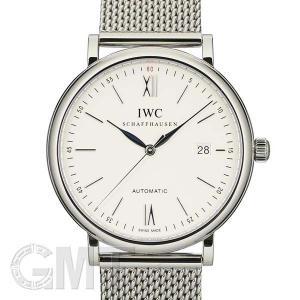 IWC インターナショナルウォッチカンパニー ポートフィノ IW356505 IWC PORTOFINO |gmt