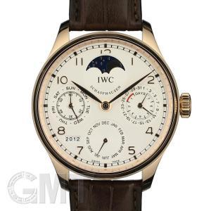 IWC ポルトギーゼ パーペチュアルカレンダー IW502306 IWC 新品 メンズ  腕時計  送料無料  年中無休|gmt