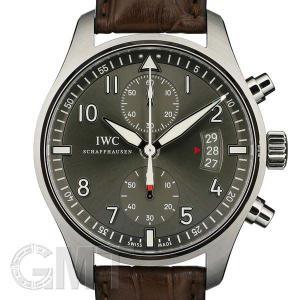 IWC スピットファイヤー クロノグラフ IW387802 IWC 新品 メンズ  腕時計  送料無料  年中無休|gmt