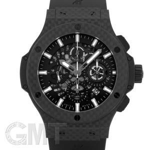 ウブロ アエロバン オールブラック カーボン 311.QX.1124.RX(OUTLET) HUBLOT 新品 メンズ  腕時計  送料無料  年中 gmt