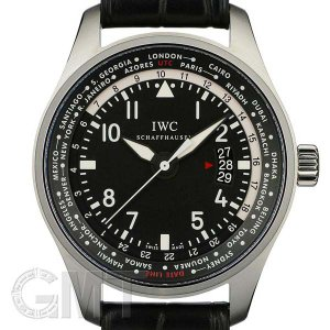 IWC パイロットウォッチ ワールドタイマー IW326201 IWC 新品 メンズ  腕時計  送料無料  年中無休|gmt