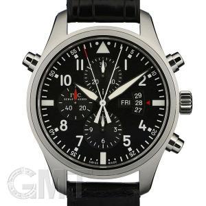 IWC インターナショナルウォッチカンパニー パイロットウォッチ ダブルクロノグラフ IW377801 IWC PILOT WATCH |gmt