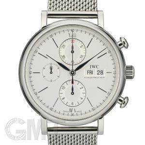 IWC ポートフィノ クロノグラフ IW391009 IWC 新品 メンズ  腕時計  送料無料  年中無休|gmt