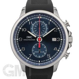IWC ポルトギーゼ ヨットクラブ  ローレウス IW390213 IWC 新品 メンズ  腕時計  送料無料  年中無休|gmt