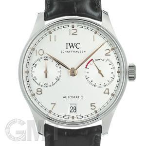 IWC ポルトギーゼオートマティック 7DAYS IW500704 IWC 新品 メンズ  腕時計  送料無料  年中無休|gmt