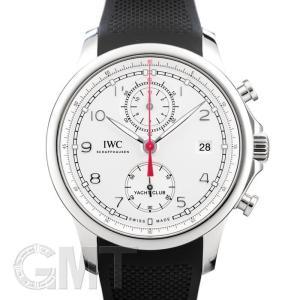 IWC ポルトギーゼ ヨットクラブ クロノグラフ シルバー IW390502 IWC 新品 メンズ  腕時計  送料無料  年中無休|gmt