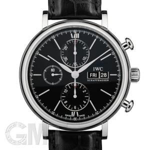 IWC ポートフィノ クロノグラフ IW391008 IWC 新品 メンズ  腕時計  送料無料  年中無休|gmt