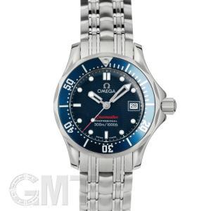 オメガ シーマスター 300m クォーツ 2224.80 OMEGA 新品 レディース  腕時計  送料無料  年中無休|gmt
