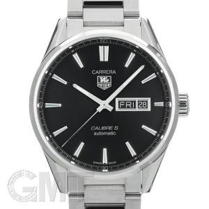 タグ・ホイヤー カレラ キャリバー5 デイデイト WAR201A.BA0723 ブラック TAG HEUER 新品 メンズ  腕時計  送料無料  年中無休|gmt
