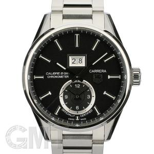 タグ・ホイヤー カレラ グランドデイト GMT WAR5010.BA0723 ブラック TAG HEUER 【新品】【メンズ】 【腕時計】 【送料無料】 【年中無休】 gmt