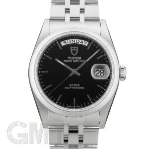 チュードル プリンス デイトデイ 76200 ブラック TUDOR 新品 メンズ  腕時計  送料無料  年中無休|gmt