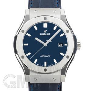ウブロ クラシック フュージョン チタニウム 542.NX.7170.LR HUBLOT 新品 メンズ  腕時計  送料無料  年中無休|gmt