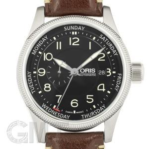 オリス ビッグクラウン ポインターデイ ブラック 745 7688 4034 D ORIS 新品 メンズ  腕時計  送料無料  年中無休|gmt