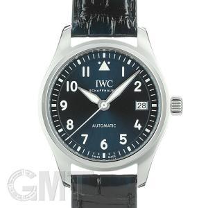 IWC パイロットウォッチ オートマティック36 ブルー IW324008 IWC 新品 メンズ  腕時計  送料無料  年中無休|gmt